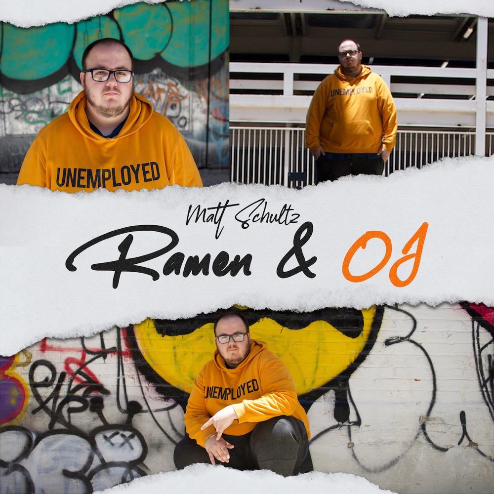 Ramen & OJ