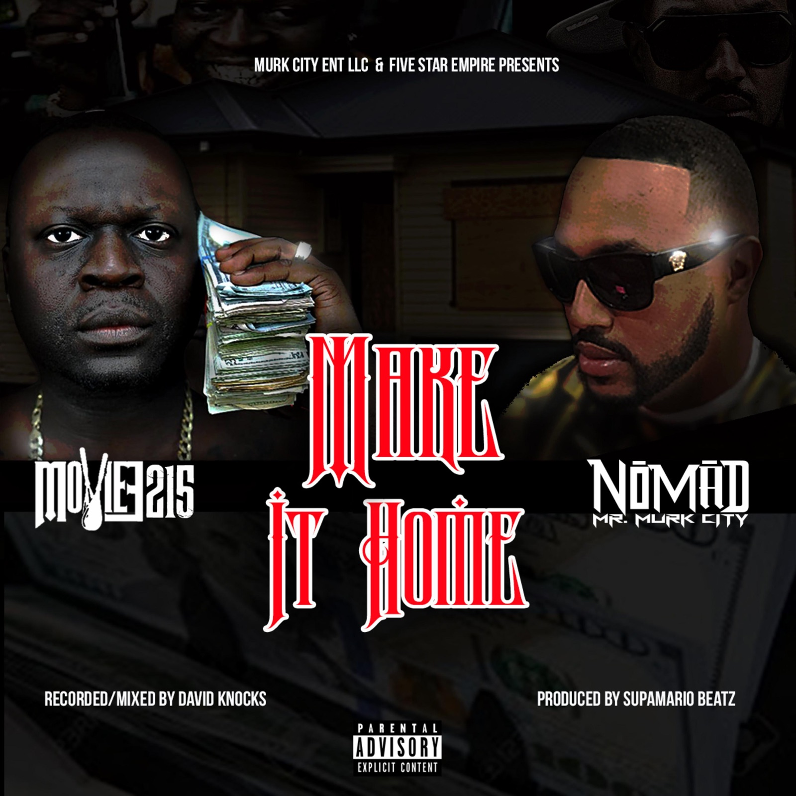 Nomad Mr. Murk City , Moviee215 (Make It Home - Single)