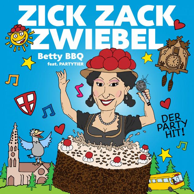 Zick Zack Zwiebel