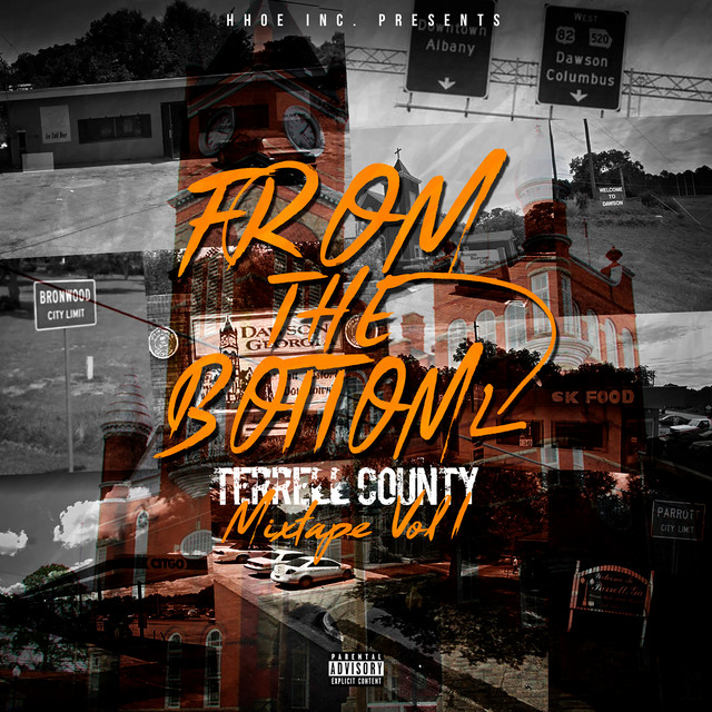 Various Artists (From The Bottom (Terrell County Mixtape Vol. 1))
