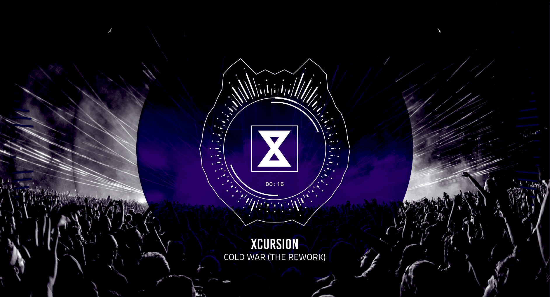Xcursion Ft Bethany-Joy - Cold War (The Rework) (Cold War (The Rework) - Single)