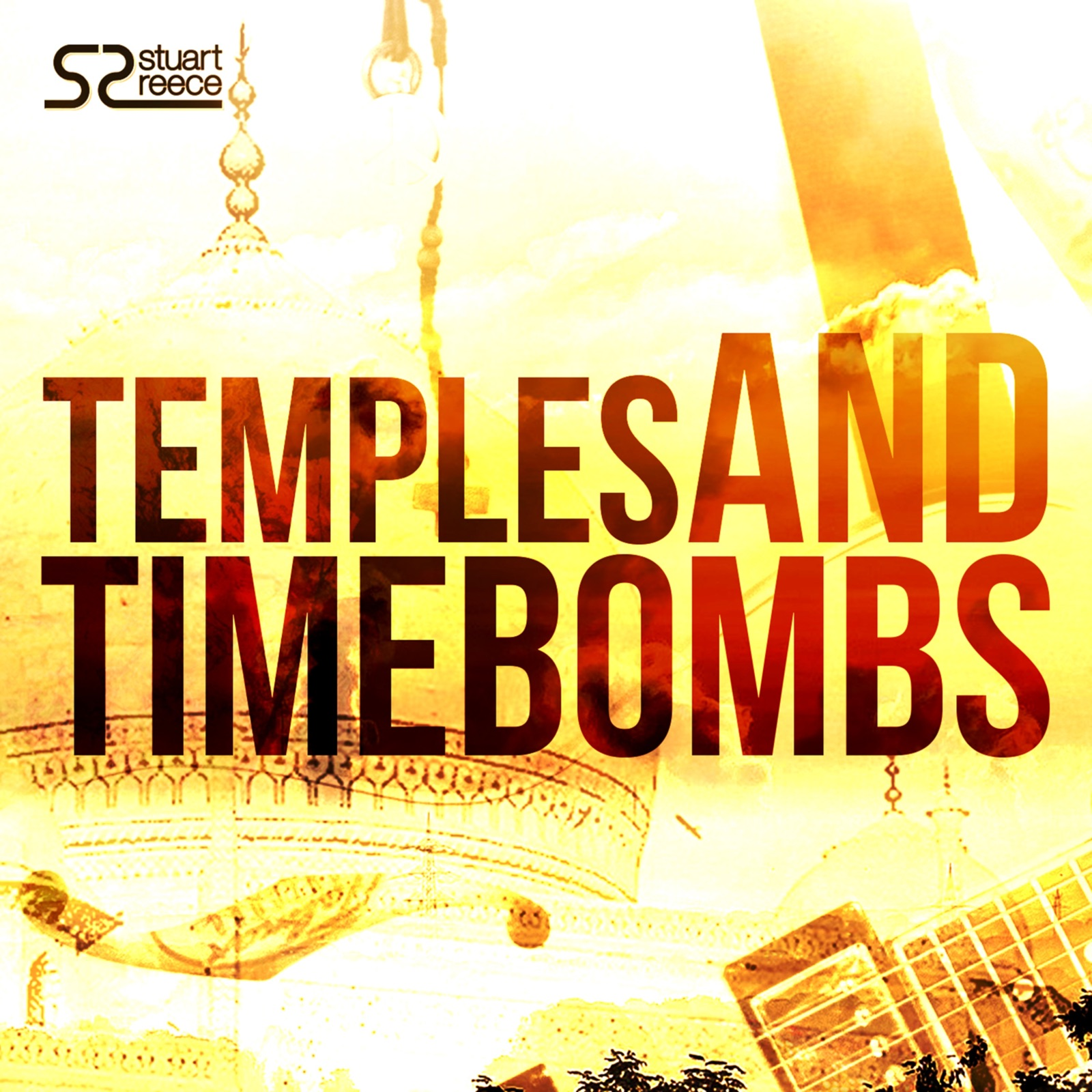 Stuart Reece (Temples and Timebombs)
