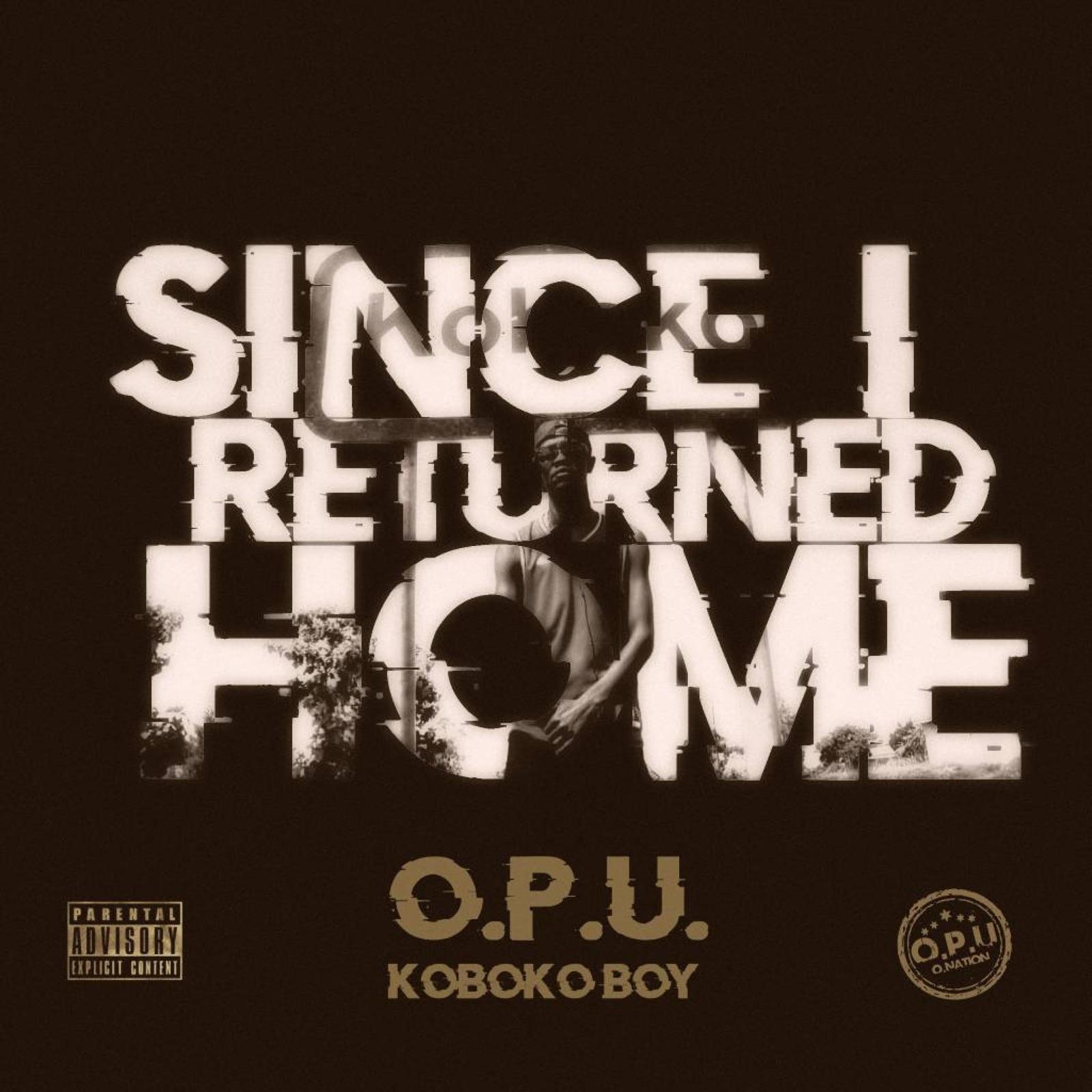 Since I Returned Home