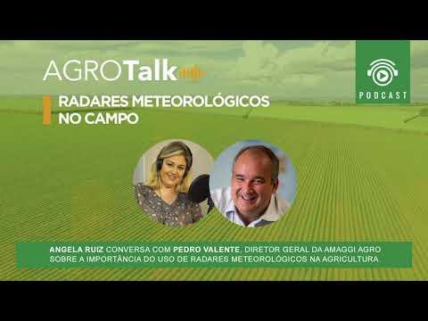 #39 AGROTALK - Radares meteorológicos no campo