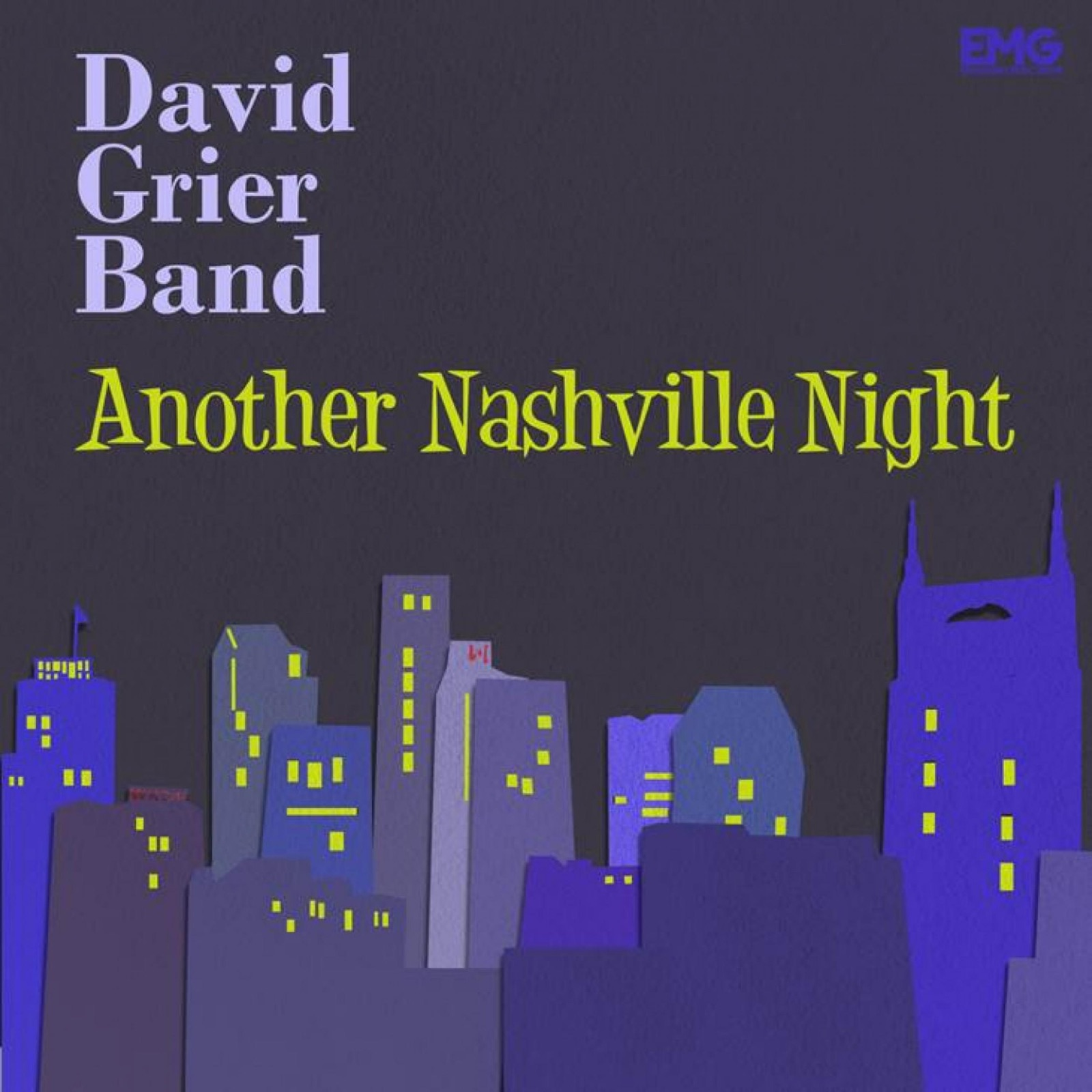 David Grier Band (Another Nashville Night)