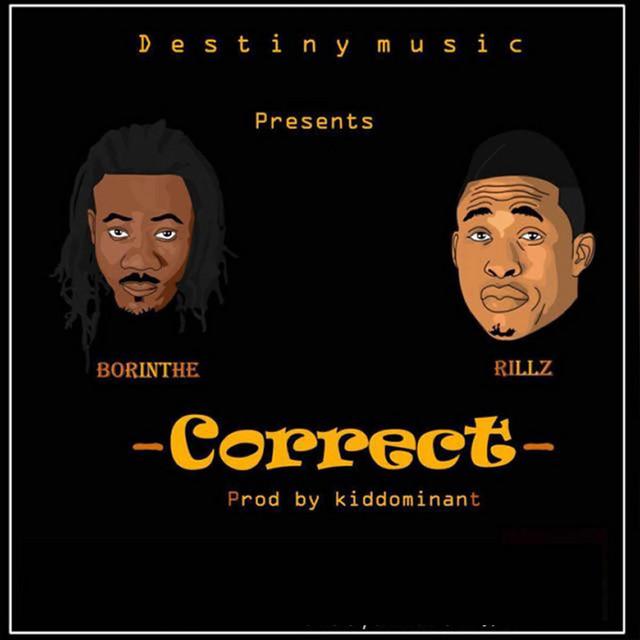Correct (feat.Borinthé)