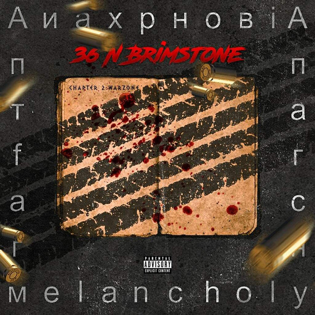 36 N Brimstone (Anaxphobia Chapter 2: War Zone)