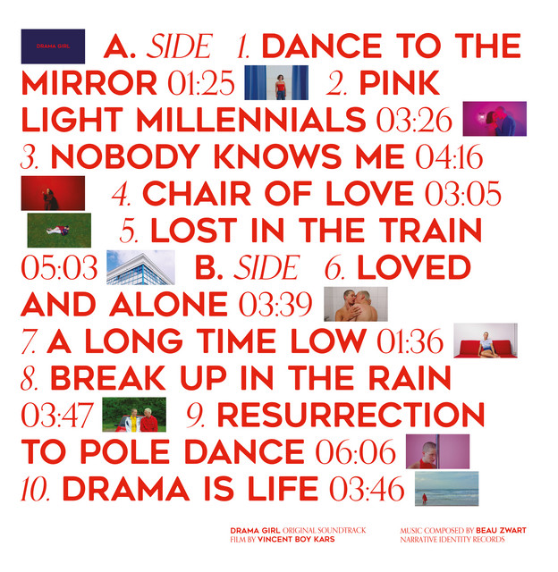 Drama Girl - Original Soundtrack
