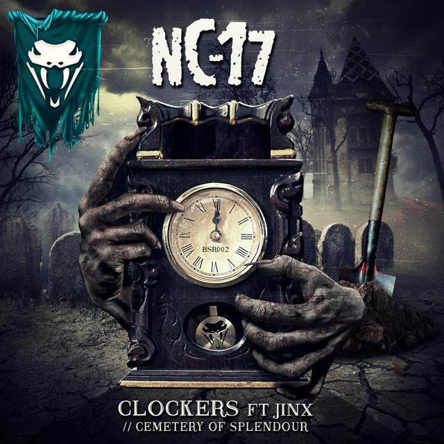 Clockers feat Jinx // Cemetery of Splendour