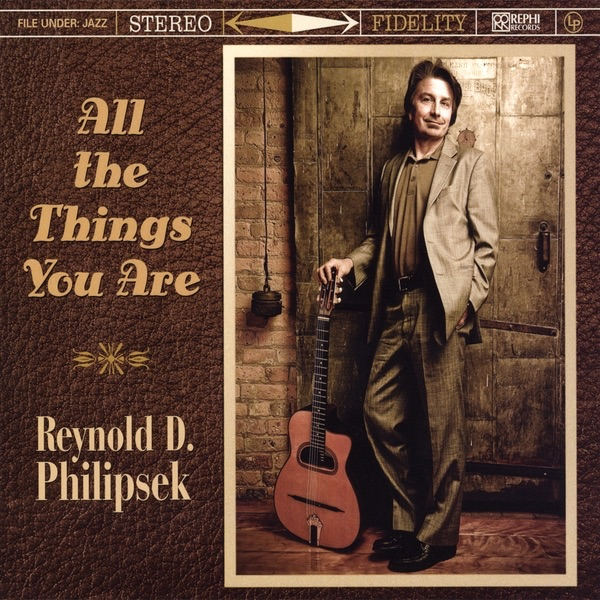 Reynold Philipsek (All the Things You Are)