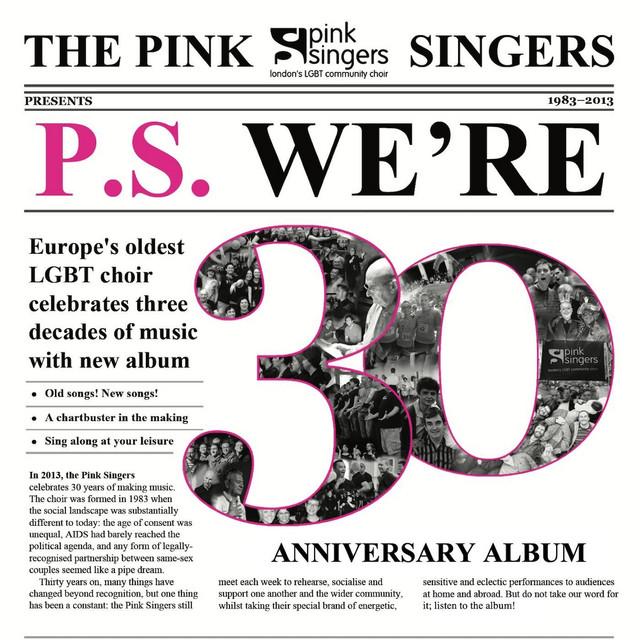 P.S. We're 30