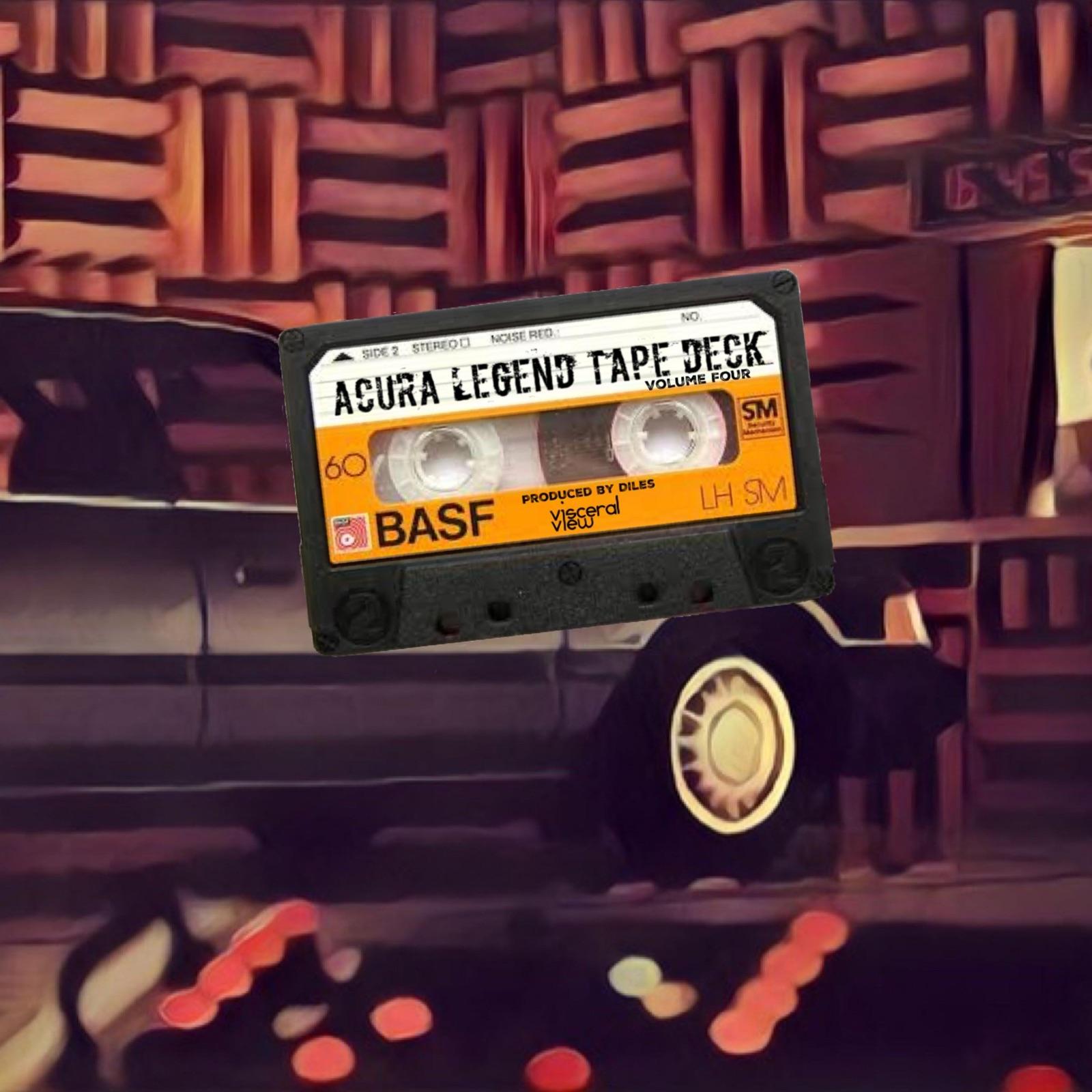 Acura Legend Tape Deck, Vol. 4