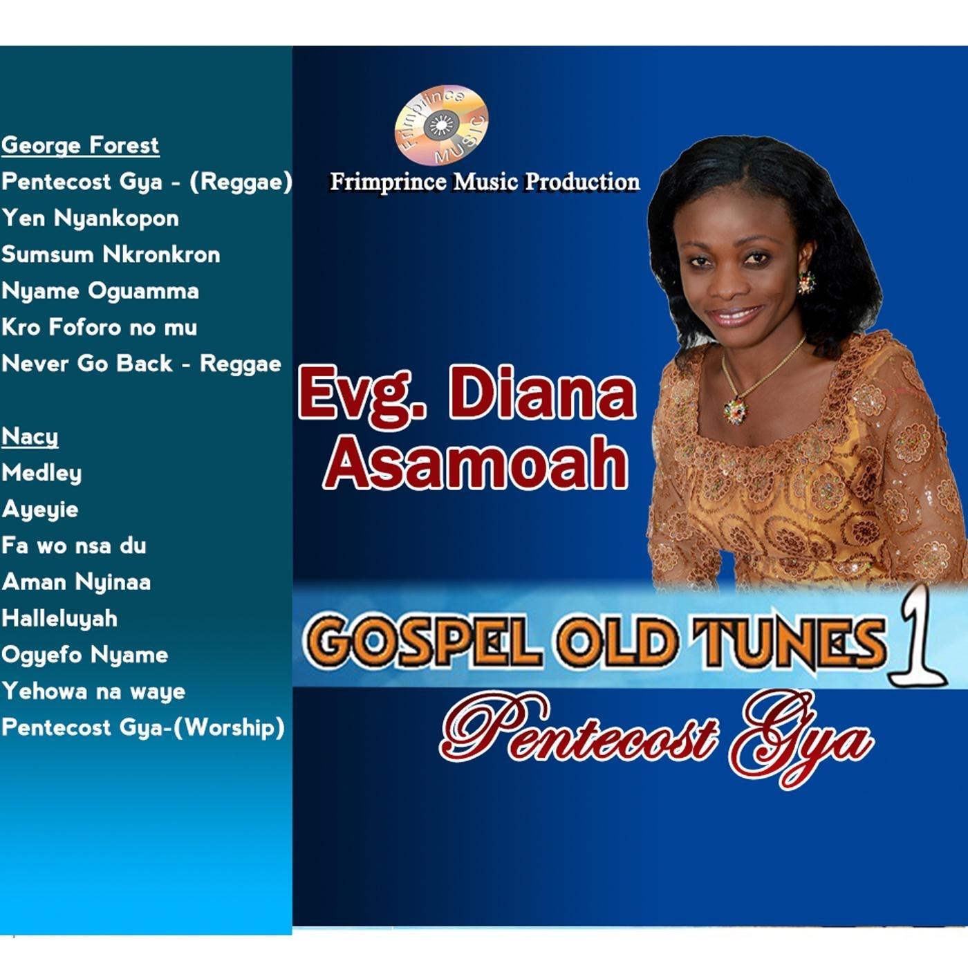Gospel Old Tunes, Vol. 1: V Pentecost Gya