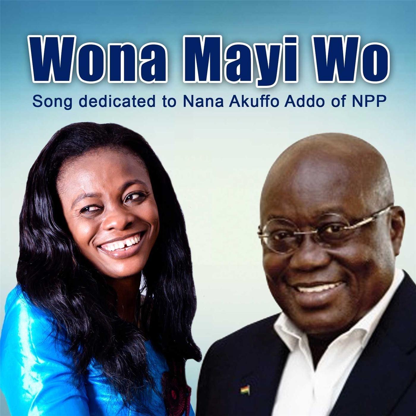 Wona Mayi Wo - Single