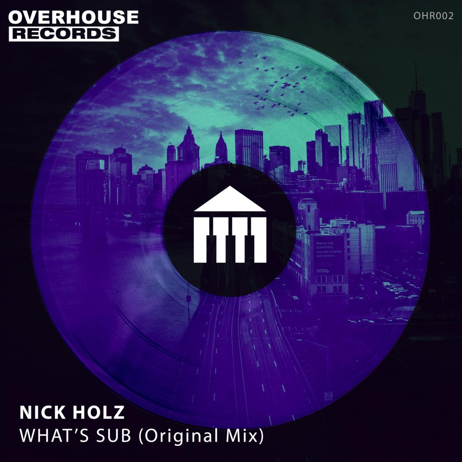 Nick Holz - What's Sub (What's Sub - Single)