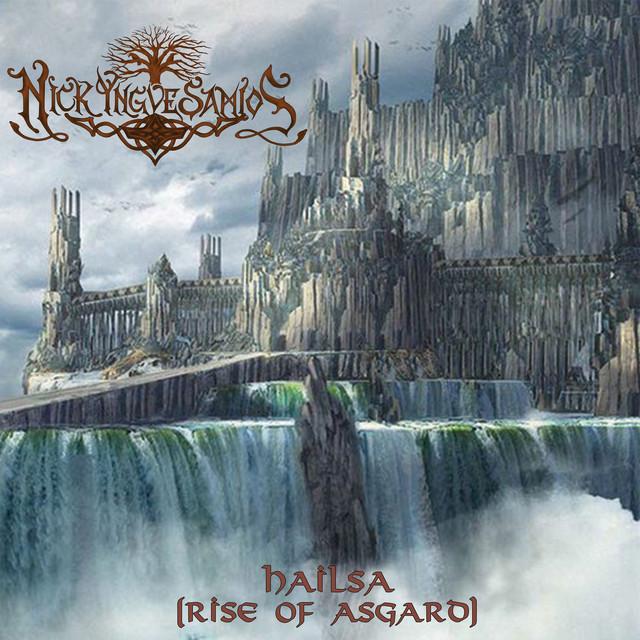 Hailsa (Rise of Asgard) [Cover]