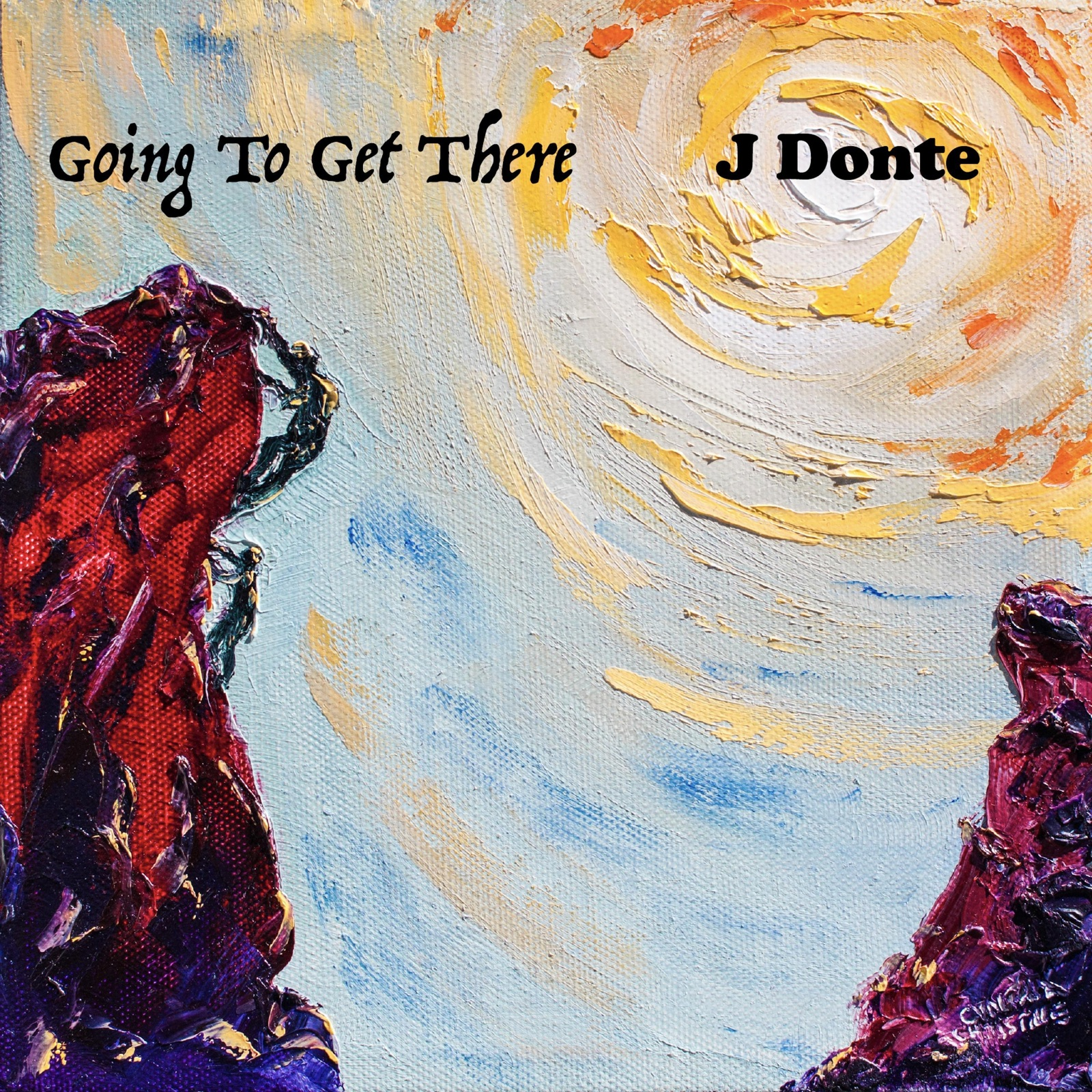 Going to Get There - Single