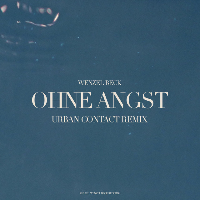 Ohne Angst - Urban Contact Remix