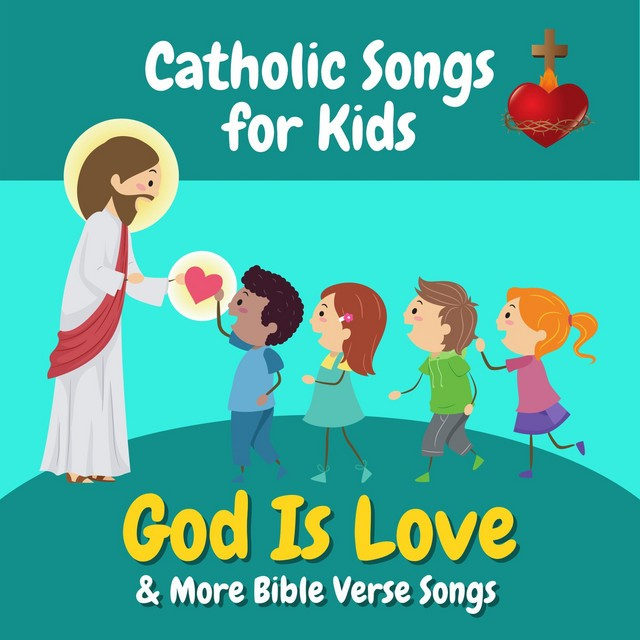 God Is Love & More Bible Verse Songs