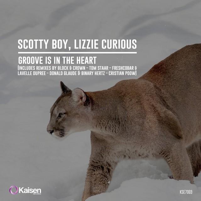 Groove Is In The Heart (Donald Glaude & Binary Hertz Remix)