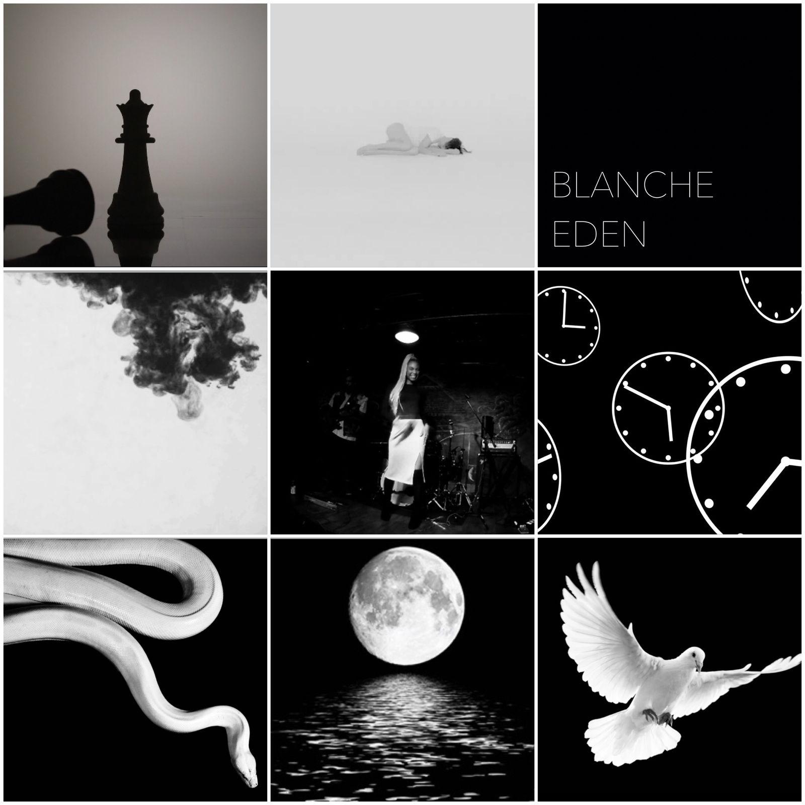 Blanche Eden