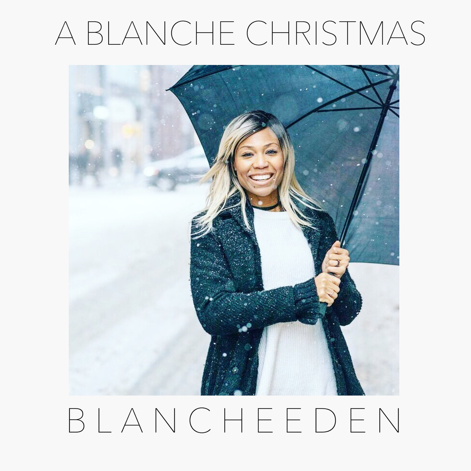 A Blanche Christmas - EP