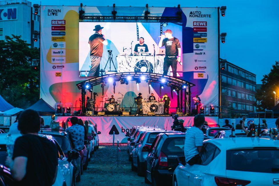 Social Distanced Concert
