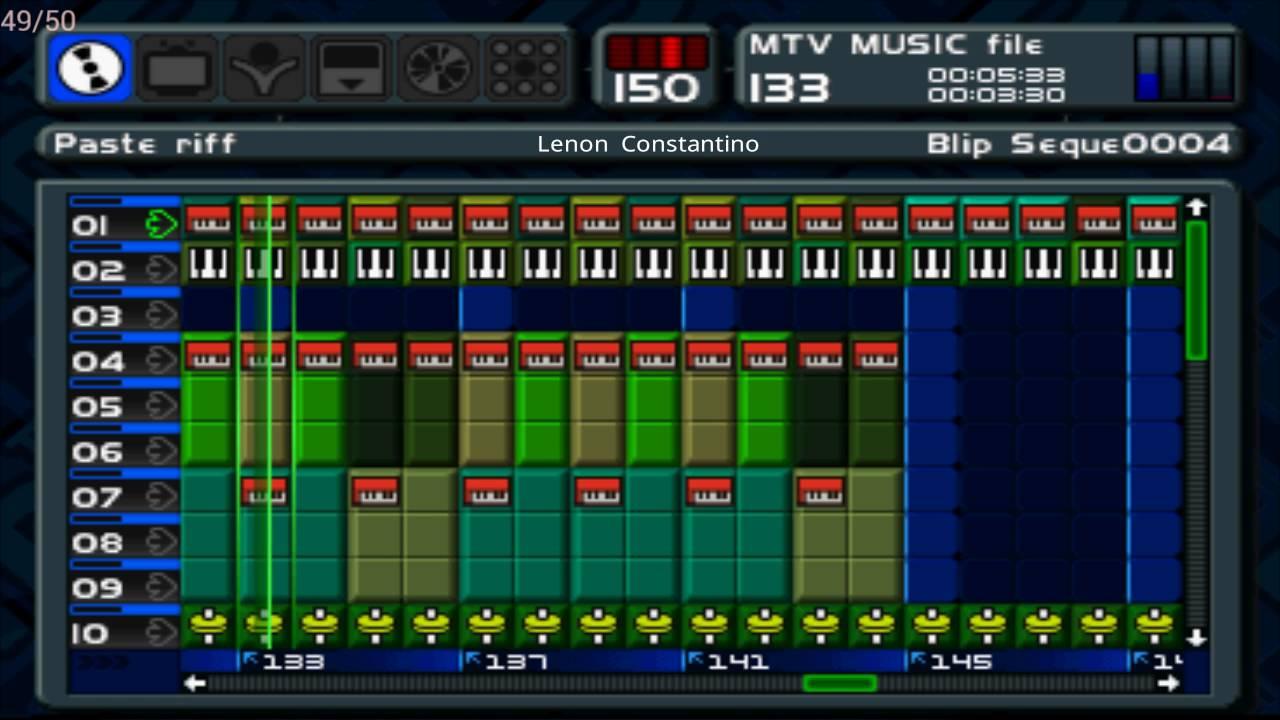 Music 2000: Entering  music through games